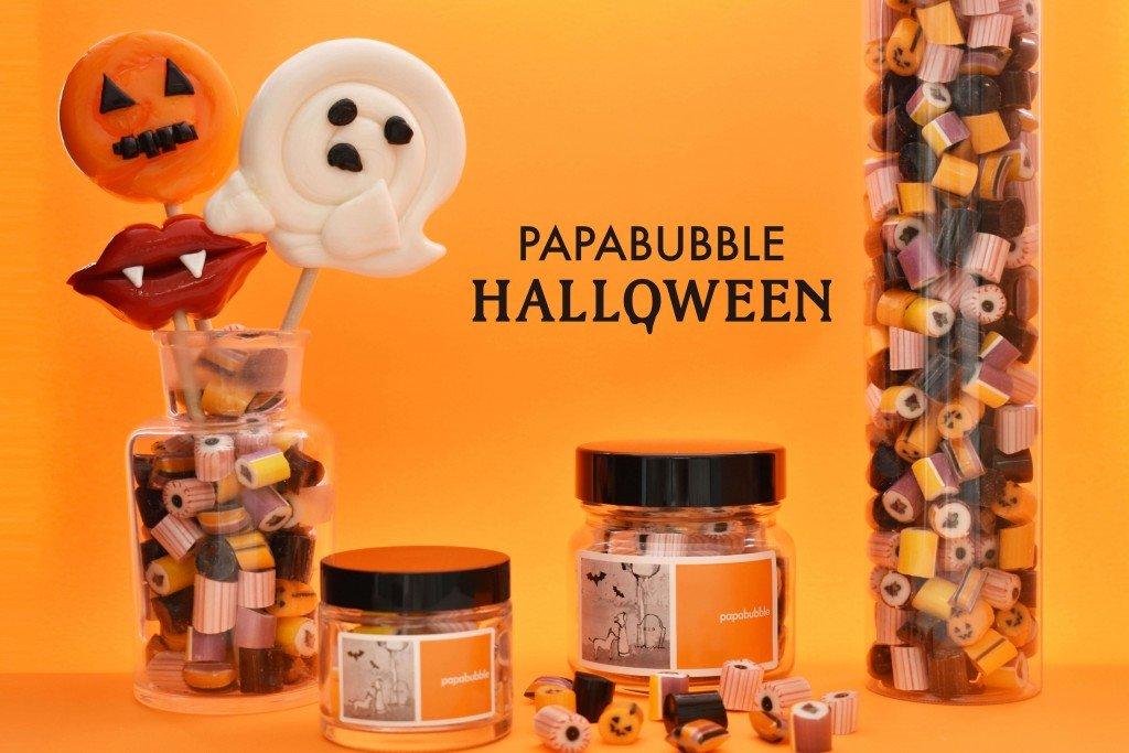 パパブブレのハロウィン限定商品