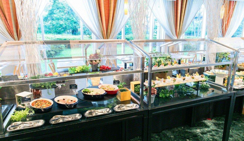 クインテッサホテル札幌すすきのの朝食ビュッフェ