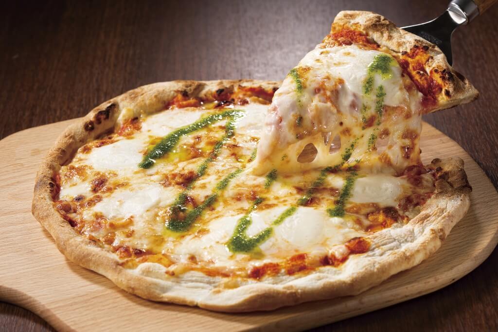 ガストの『マルゲリータピザ』