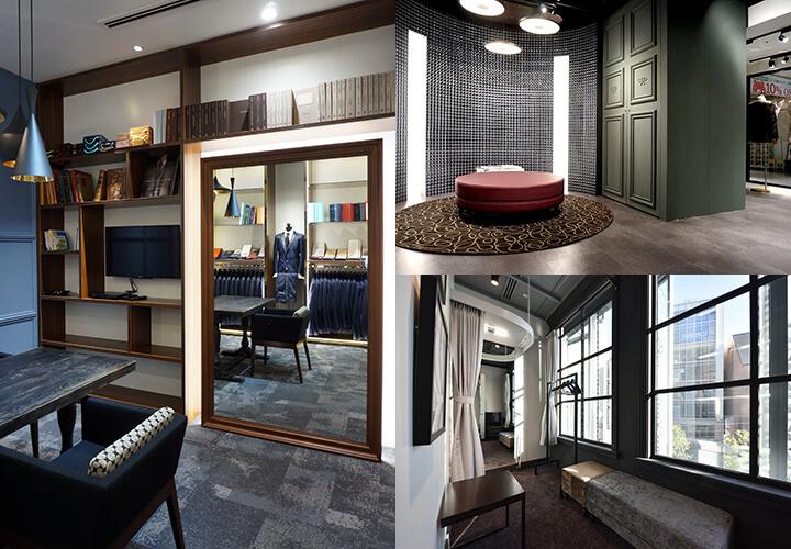GINZAグローバルスタイル・コンフォート札幌パルコ店-家族や友人とオーダーを楽しめる個室空間