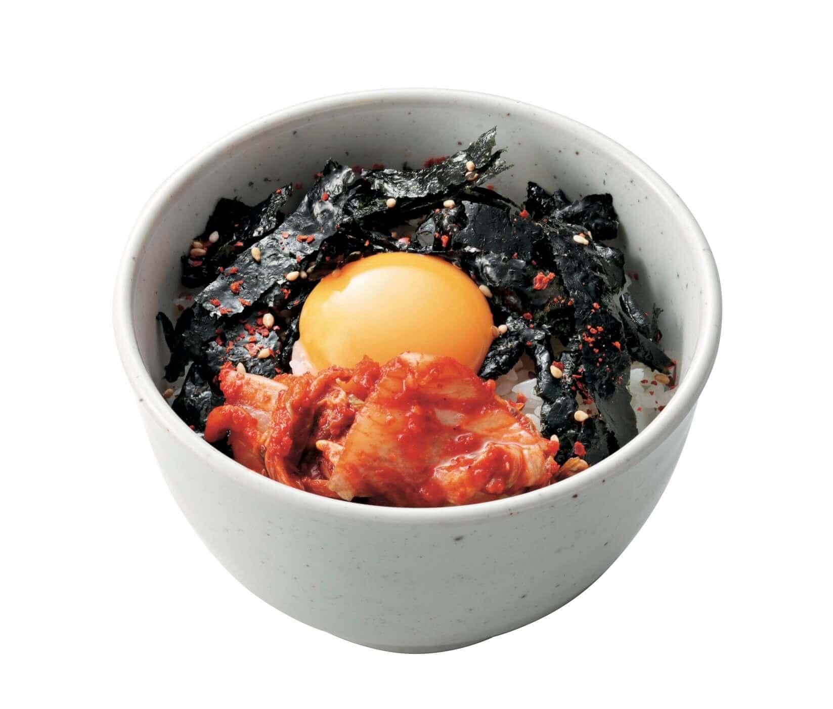 焼肉きんぐ『韓国フェア』-焼肉きんぐの韓国風TKG