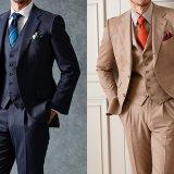 GINZAグローバルスタイル・コンフォート札幌パルコ店のスーツ
