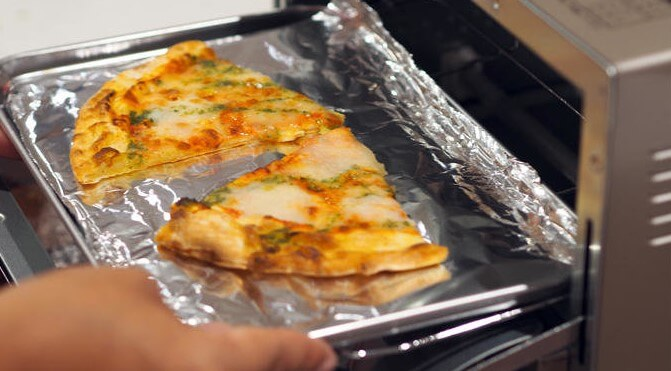 ガストの『マルゲリータピザ』-家庭での楽しみ方