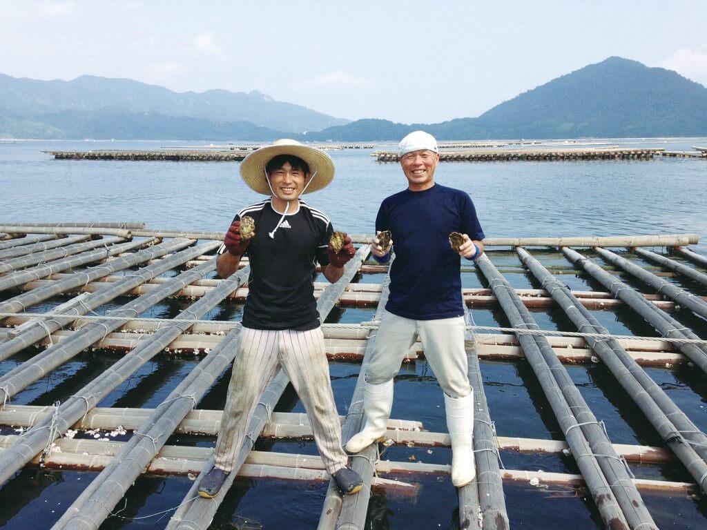 広島県産 浜ゆで牡蠣の特徴