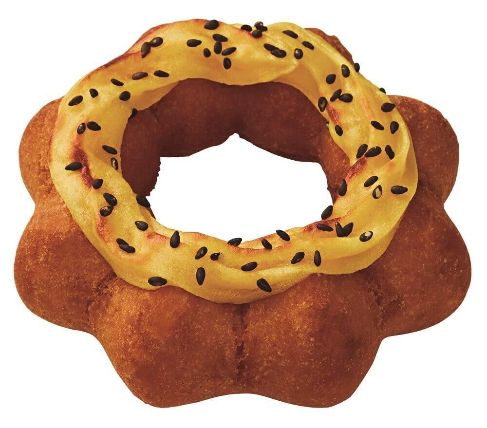 ミスタードーナツ『さつまいもド、アップ』-スイートポテト