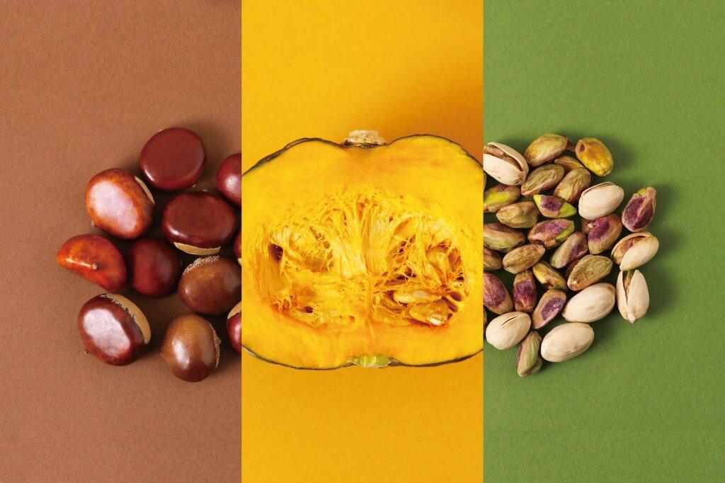 THE ALLEY(ジ アレイ)に『スイーツべジミルクティー』に使われる野菜