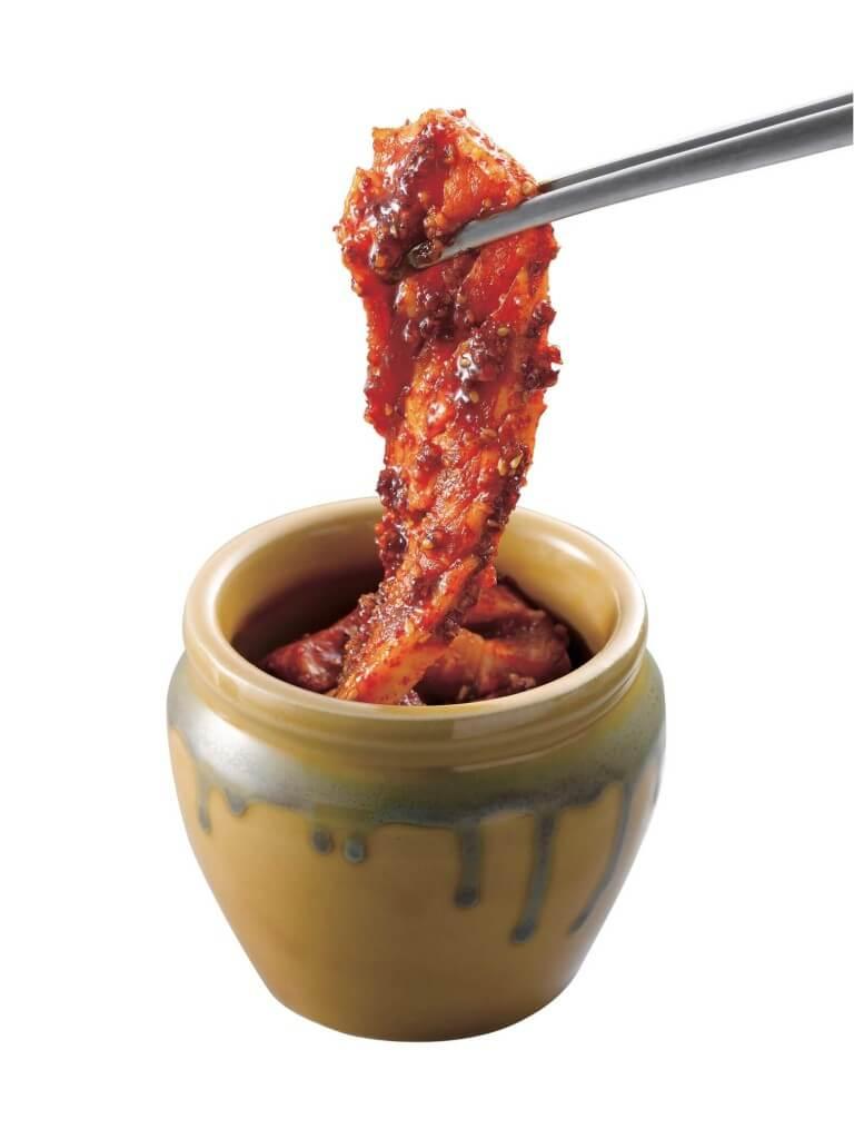 焼肉きんぐ『韓国フェア』-壺漬けデジカルビ