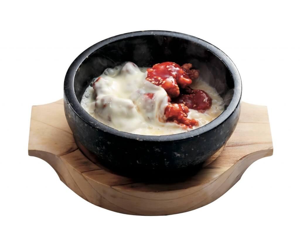 焼肉きんぐ『韓国フェア』-石焼ハニーチキン