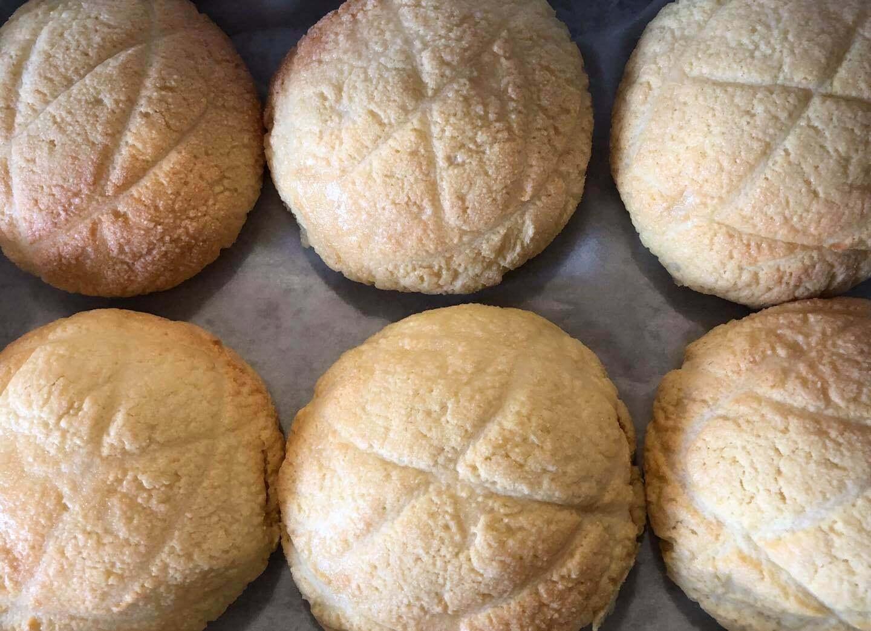 パウンドケーキ専門工房 Sweets GUPPYのメロンパン