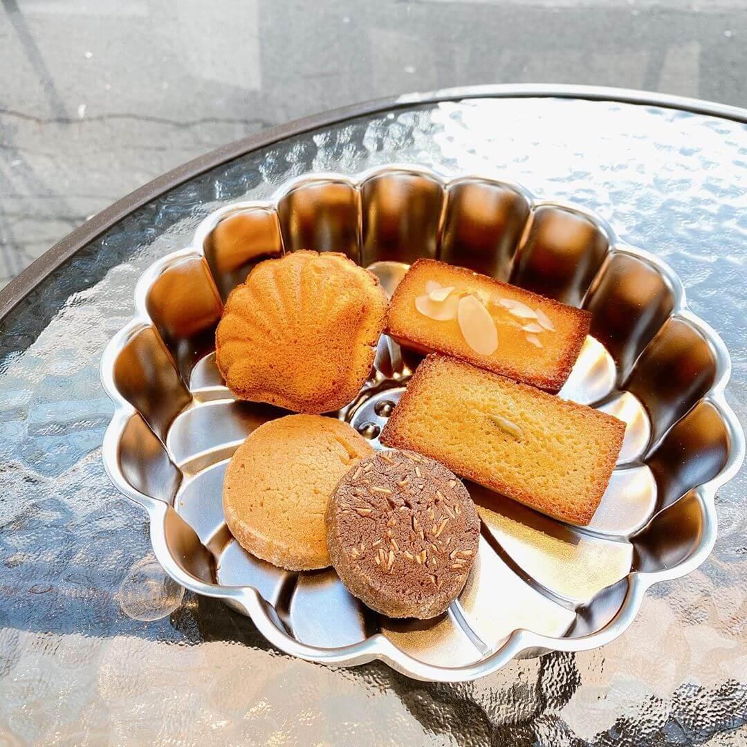 モンシェール 札幌円山店の焼き菓子