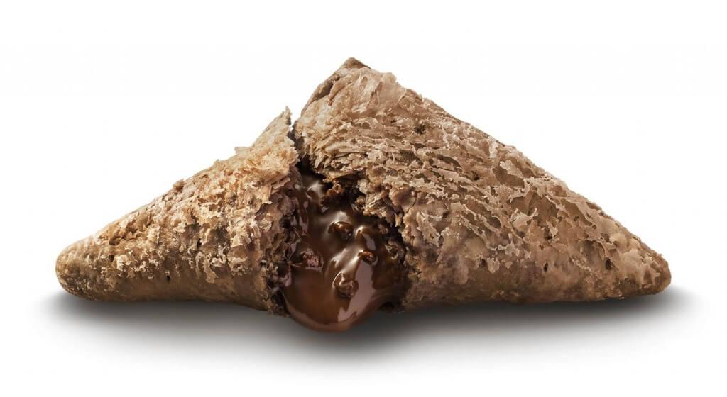 マクドナルド『三角チョコパイ』-三角チョコパイ 黒