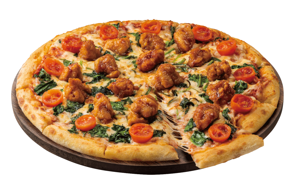 ドミノ・ピザの『北海道ザンギ』