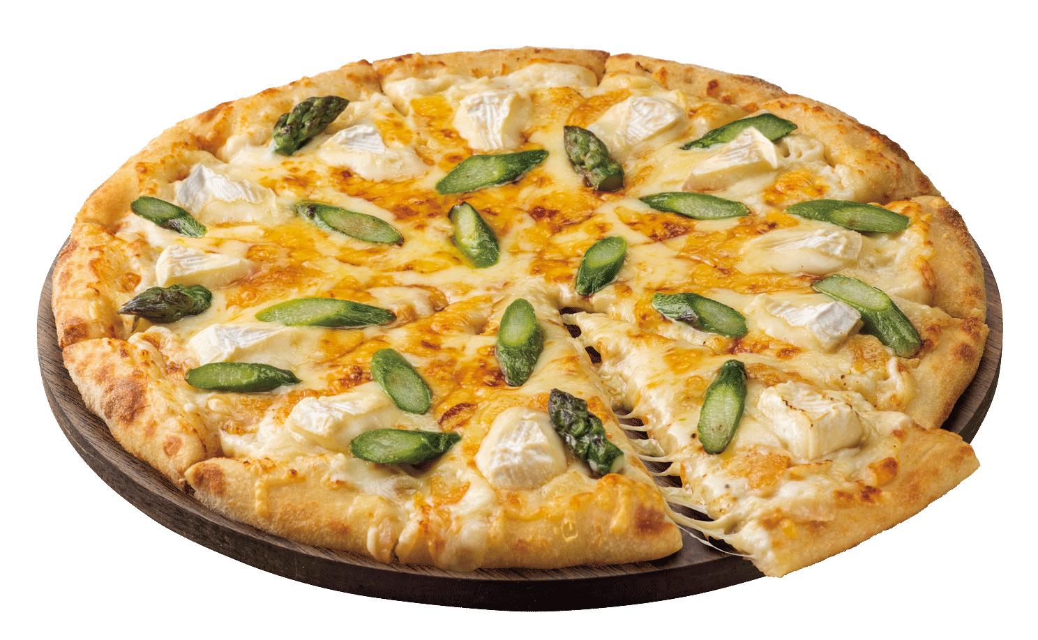 ドミノ・ピザの『北海道3チーズ』