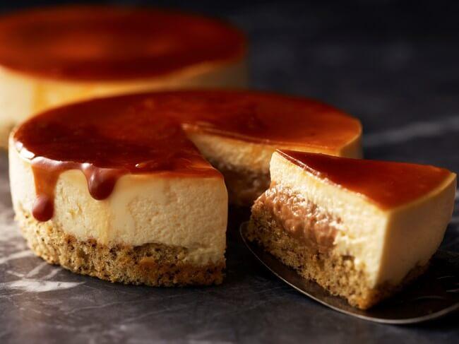 キャラメルゴーストハウスの『キャラメルアップルケーキ』