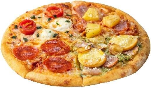 ドミノ・ピザの『クワトロ・ハッピー』