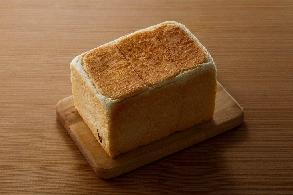 高級クリーミー生食パン専門店 LA・PAN(ラ・パン)の生食パン
