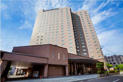 札幌エクセルホテル東急の外観