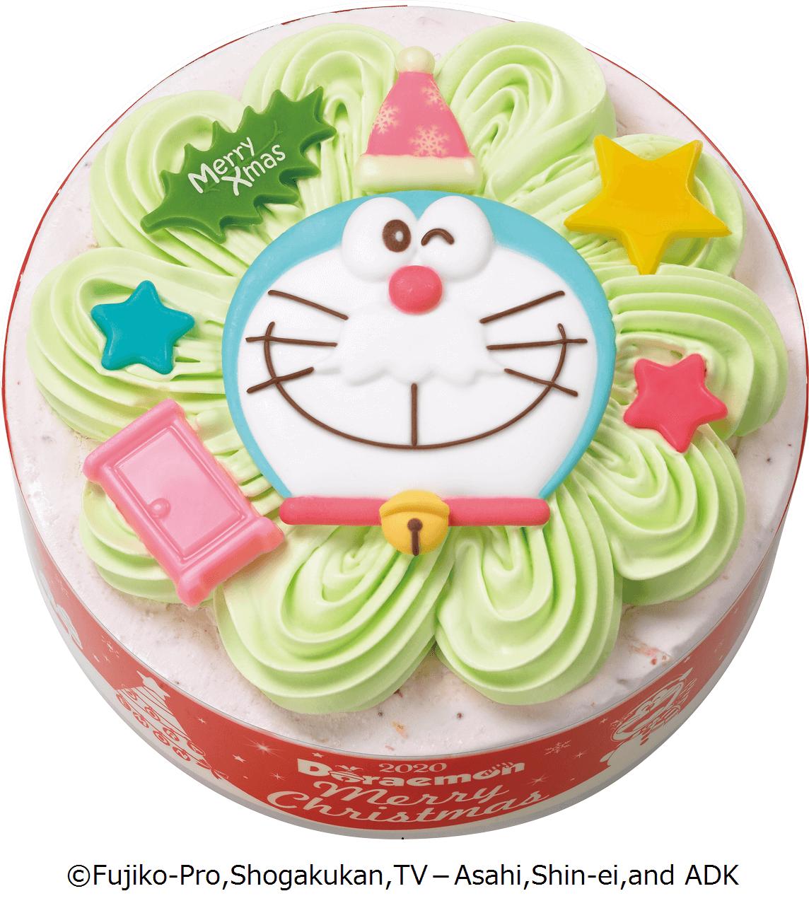 サーティワン『ドラえもん クリスマスケーキ』