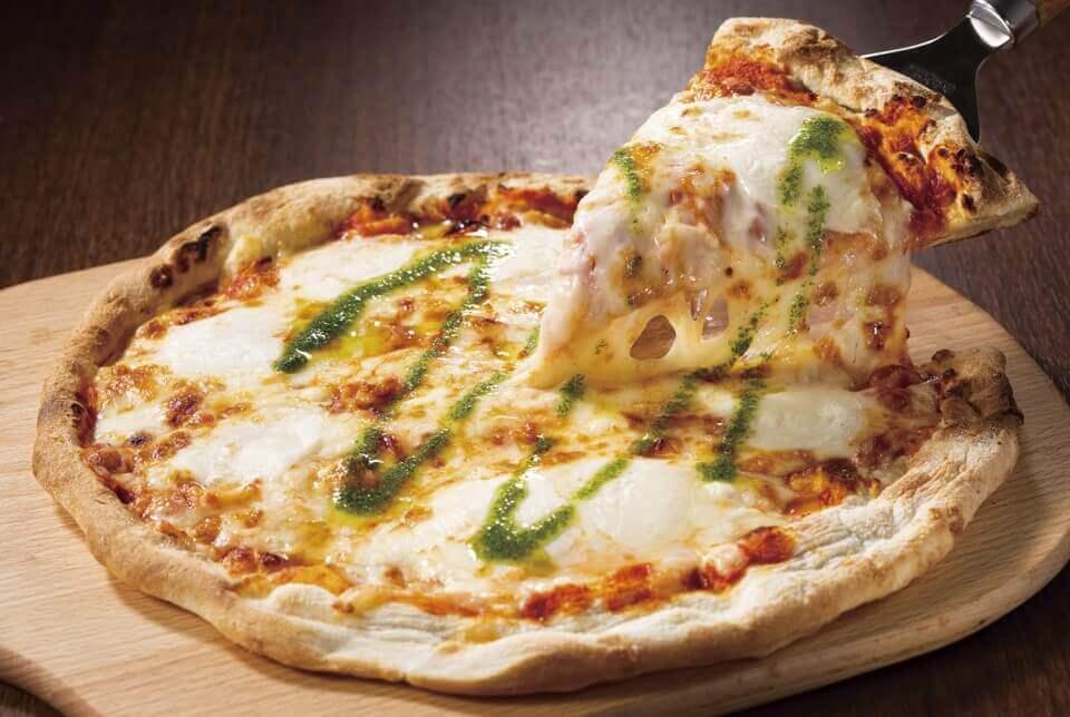 ガスト『マルゲリータピザ』