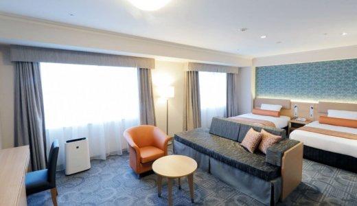 札幌エクセルホテル東急に映画「ホテルローヤル」の世界観を詰め込んだコラボレーションルームが登場!