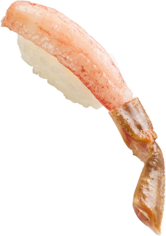スシロー『かに祭』-生本ずわい蟹