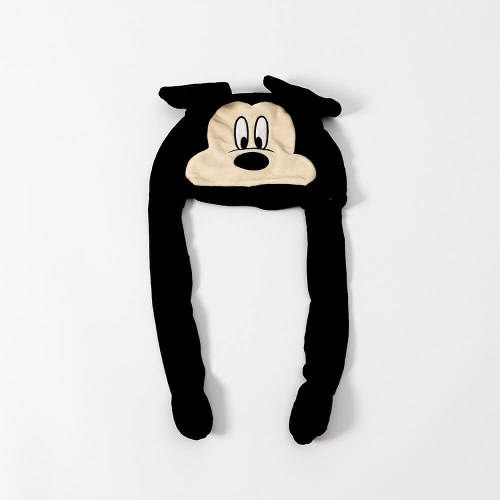 3COINS(スリーコインズ)×ディズニーキャラクター-ハロウィンアイテム『パタパタ帽子』