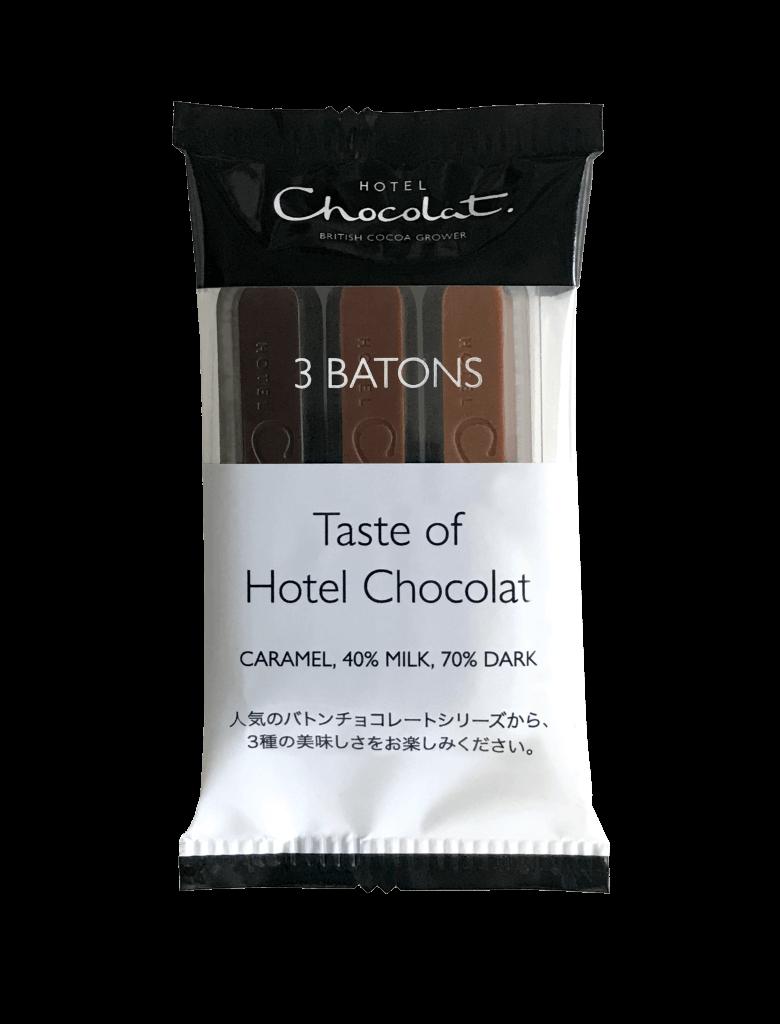 ホテルショコラ『バトンチョコレート』