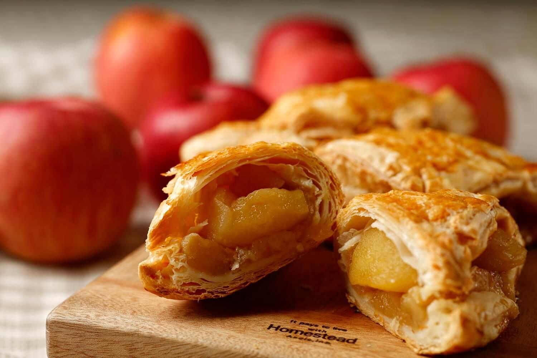 どさんこ情熱市場北海道応援フェア-<かぐらじゅ>余市産りんごのアップルパイ