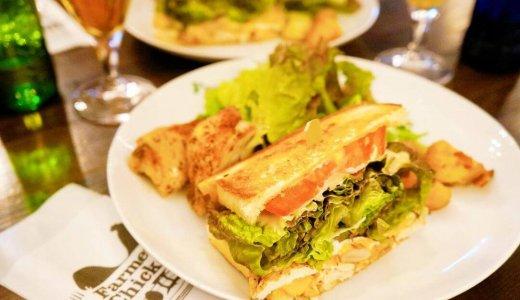 【ファーマーズチキン 札幌山鼻店】専用マシンで焼き上げるロティサリーチキン専門店!絶品サンドイッチにテイクアウトも用意っ