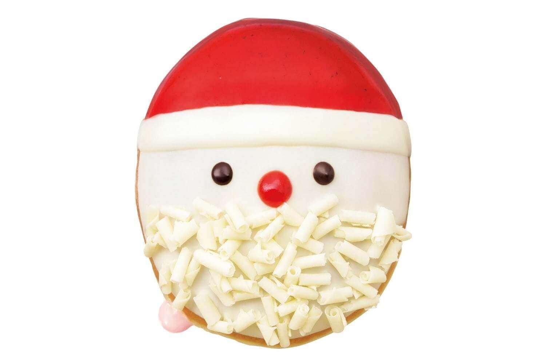 クリスピー・クリーム・ドーナツの『イチゴ ミルク サンタ』
