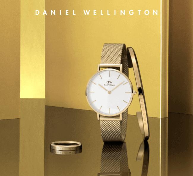 ダニエル ウェリントンの腕時計