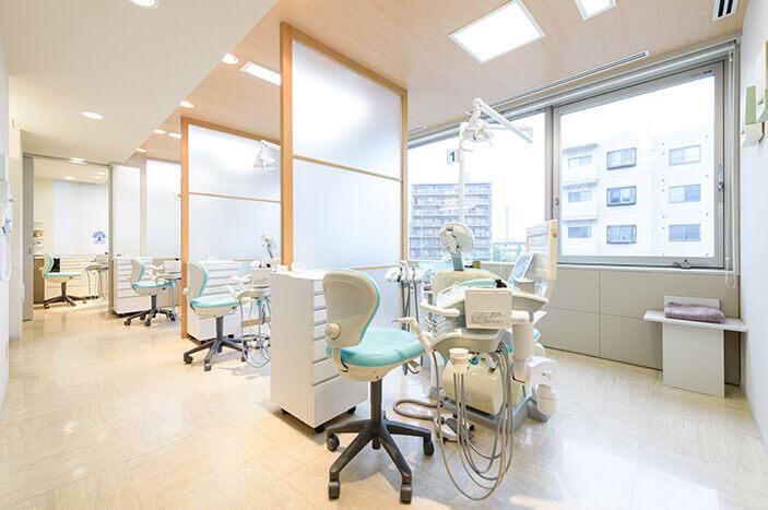 医療法人社団 きむら歯科の院内