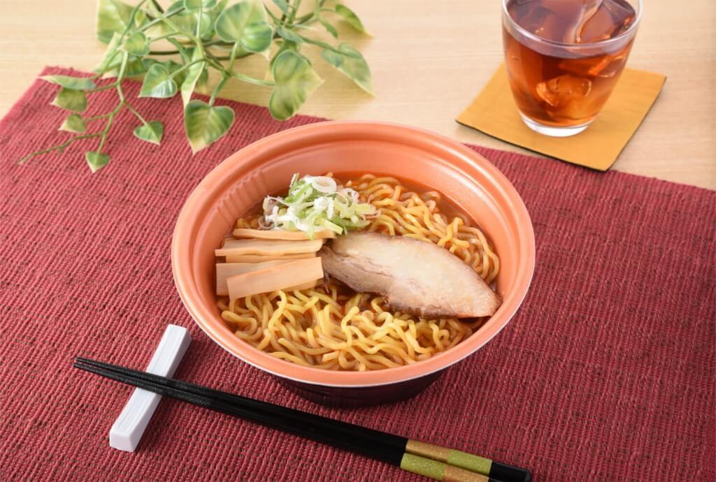 ファミリーマート『海老風味味噌ラーメン』
