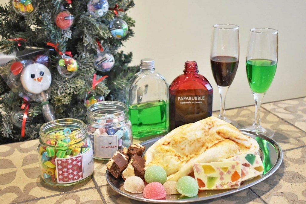 パパブブレのクリスマス商品