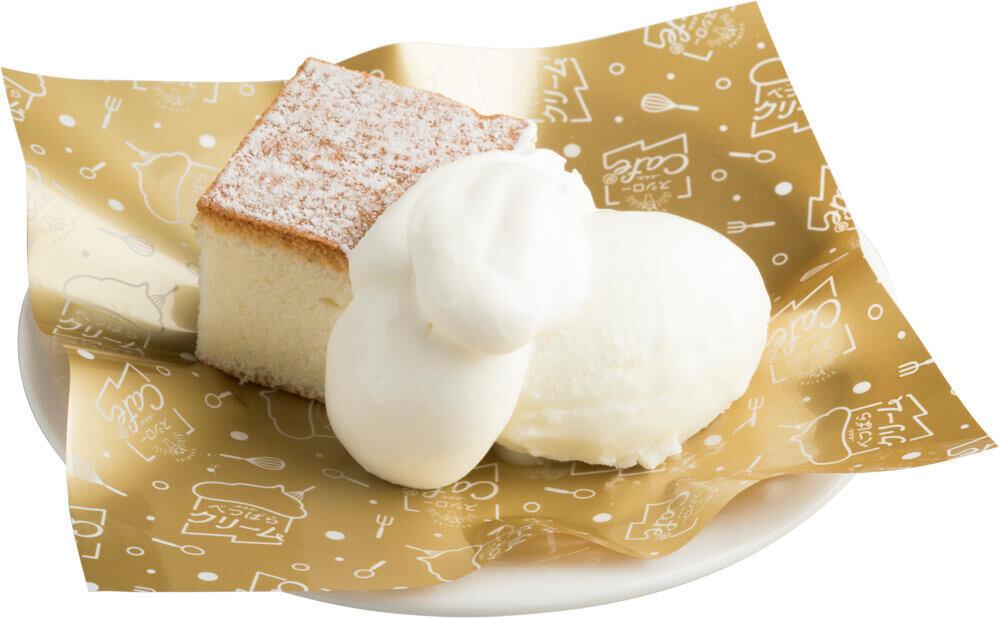 スシロー『北海道 うまいもん市!』-なまらミルクな北海道シフォンケーキ