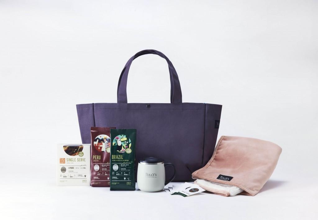 タリーズコーヒー福袋『2021 HAPPY BAG』-6,000円バッグ