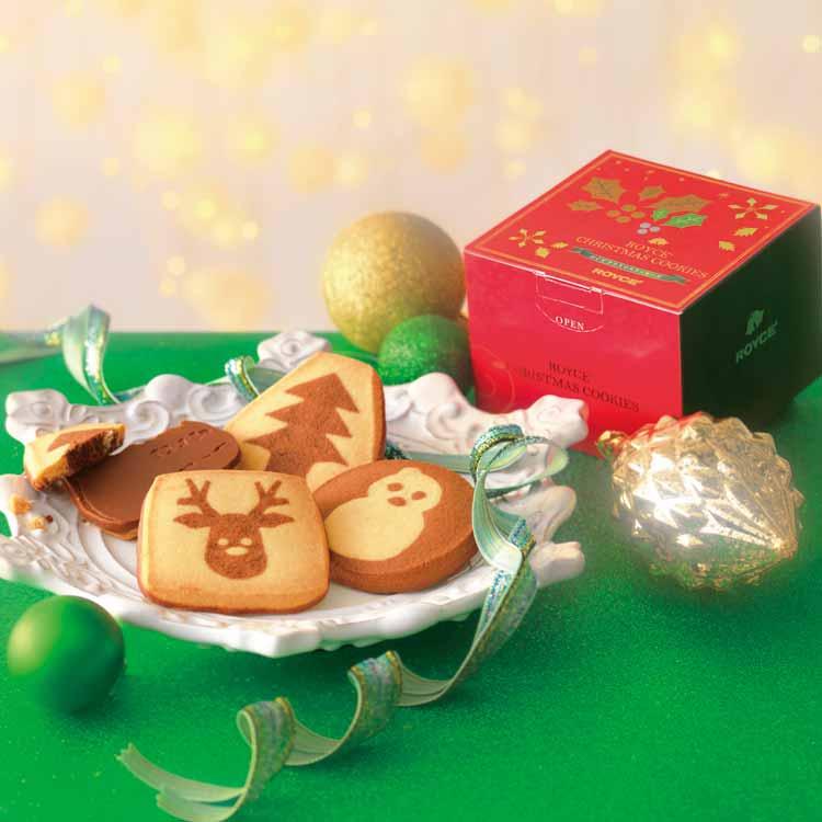 ロイズ『クリスマスクッキーズ[6枚入]』