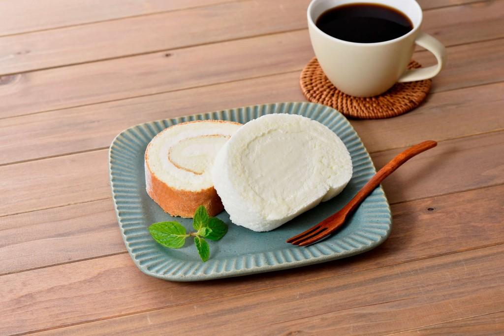 北海道しあわせロール(ミルク/チーズ)
