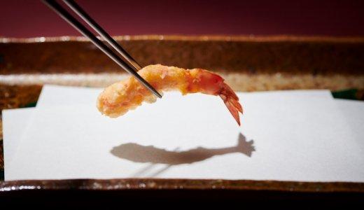"""【真心庵 天真(しんしんあん てんしん)】南11西20に本格江戸前天ぷらが味わえる""""天ぷら割烹""""がオープン!"""