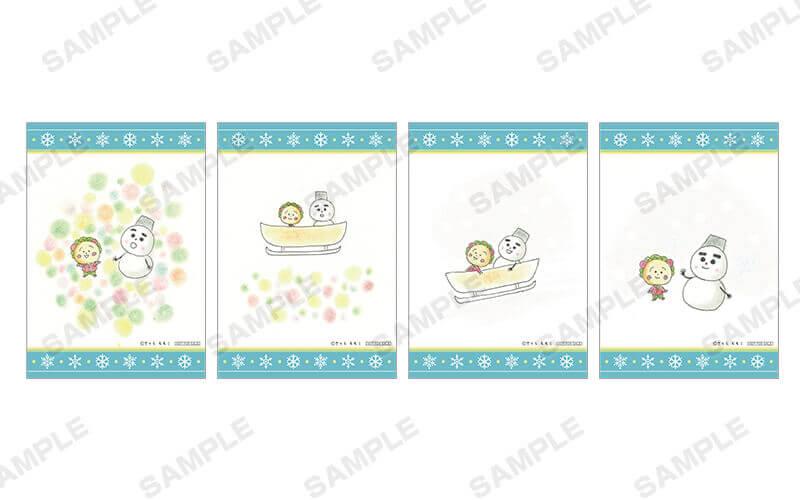 コジコジ POP UP SHOP in ロフト『イベント限定「ブロマイド(全4種)」』