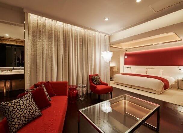 クロスホテル札幌の部屋