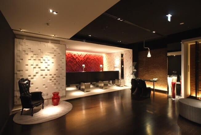 クロスホテル札幌のフロント
