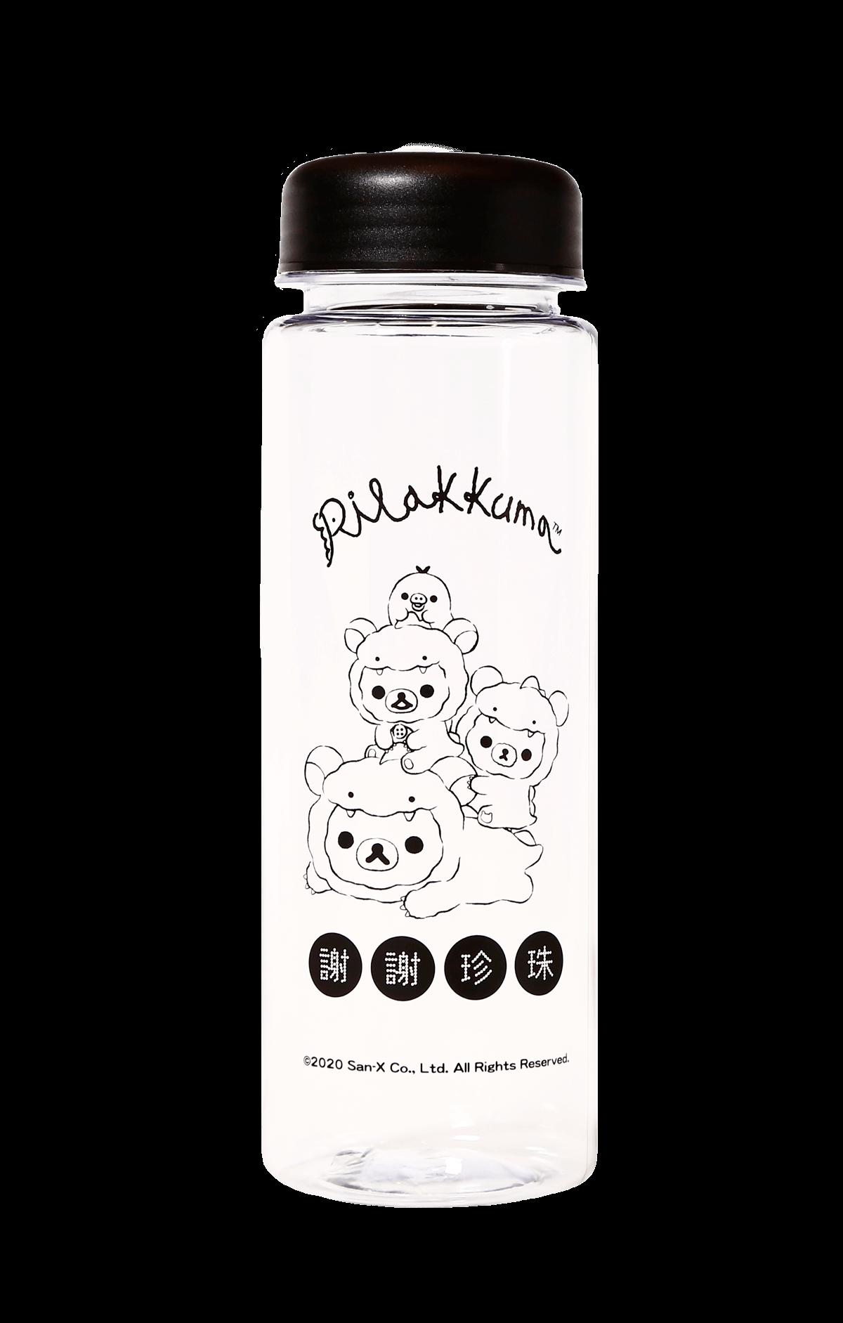 謝謝珍珠(シェイシェイパール)×リラックマ『マイボトル 1,200円(税別)』