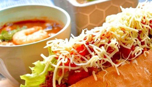 【Cafe Fluffy】平岸にある火曜日のみ営業する間借りカフェ!メキシカンホットドッグにオリジナルブレンドコーヒーも提供っ