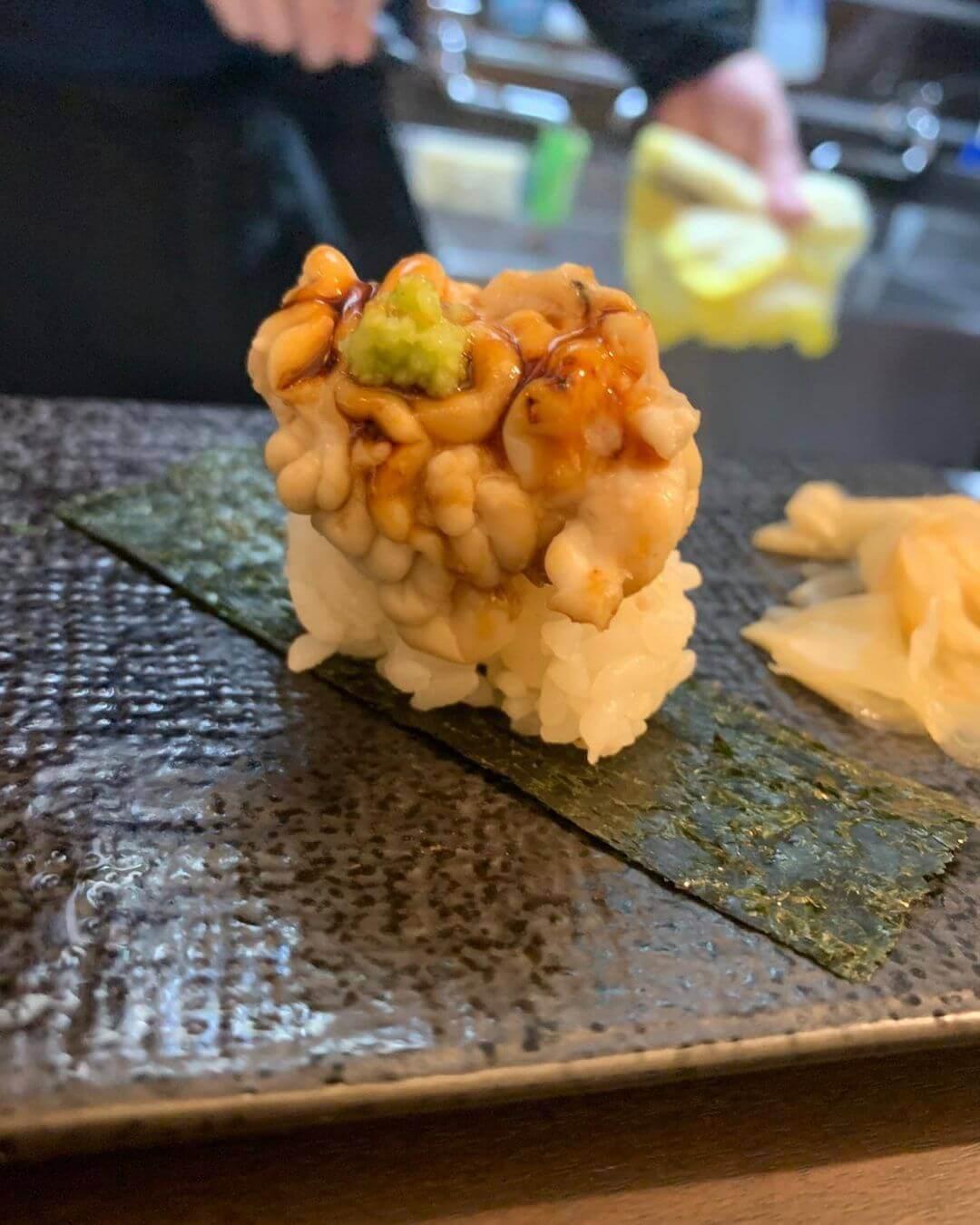 寿司・鳥・肴 万杯屋『寿司』