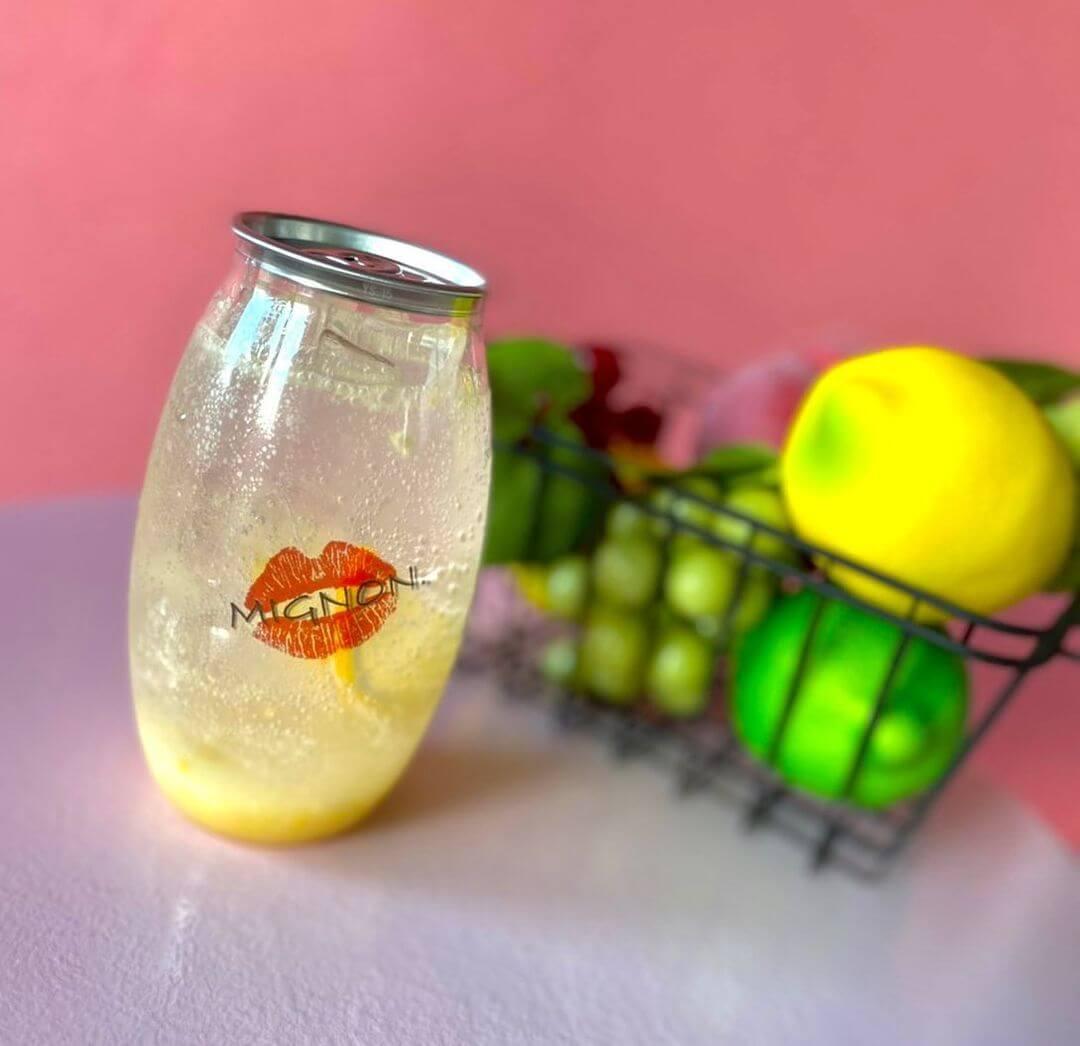 MIGNON.(ミニョン)の『レモンソーダ』