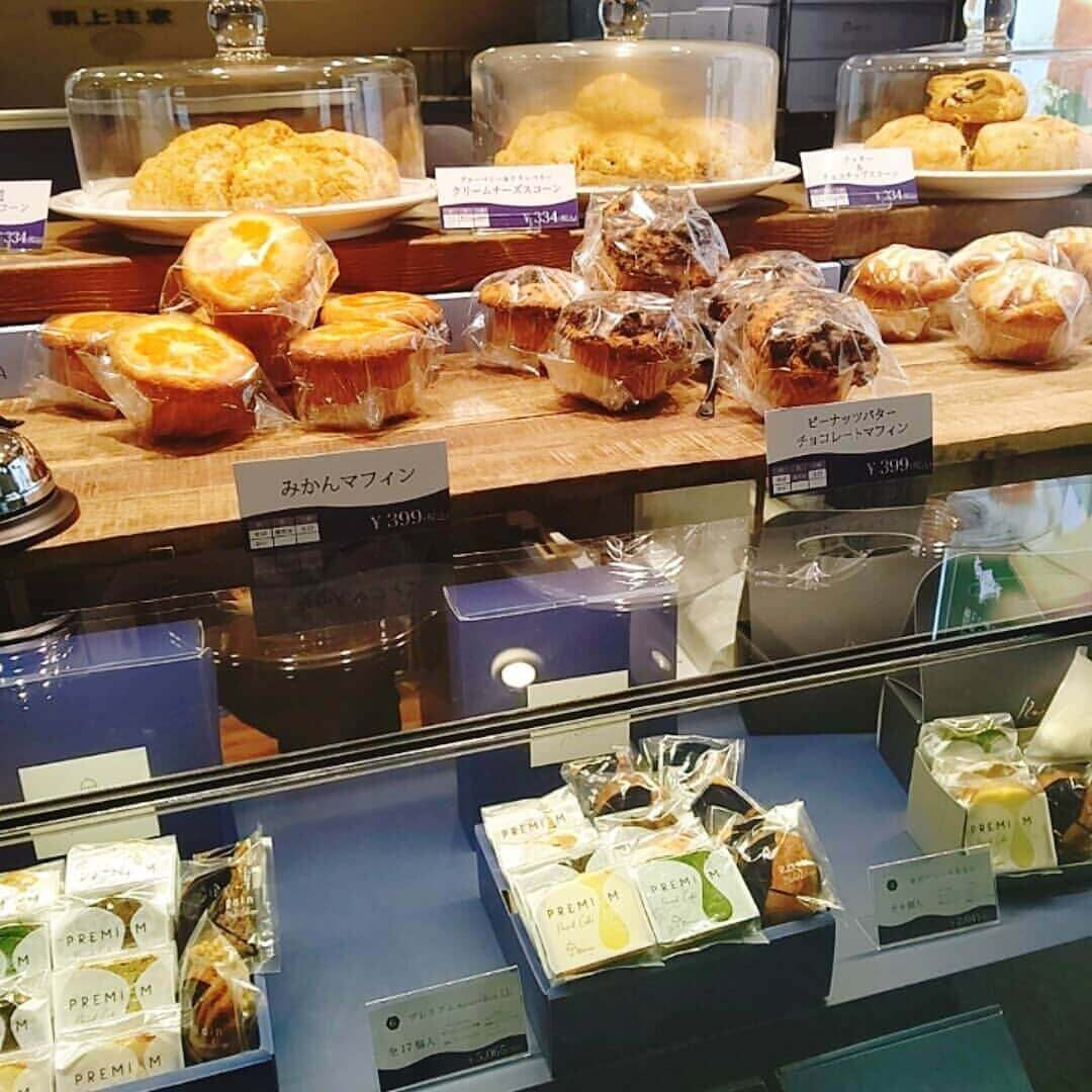 miniRain Bakeshop SapporoStationの店内商品