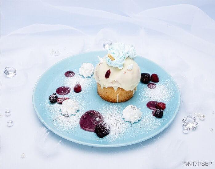 セーラームーンカフェ-Eternal-『小さな乙女よ ペガサス・カップケーキ』