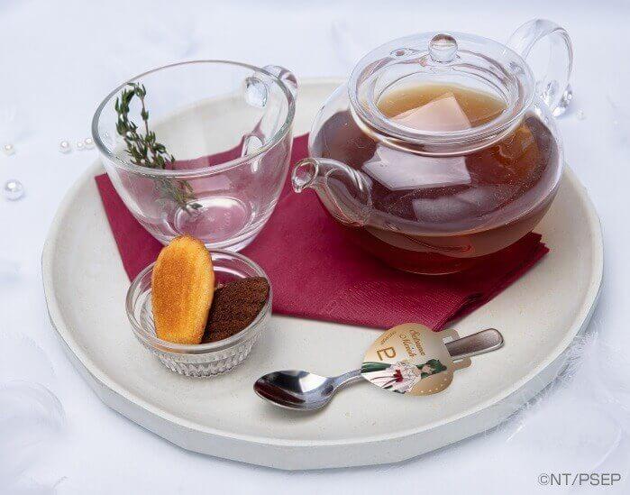セーラームーンカフェ-Eternal-『せつなのEternalホットティー(ほうじ茶)』