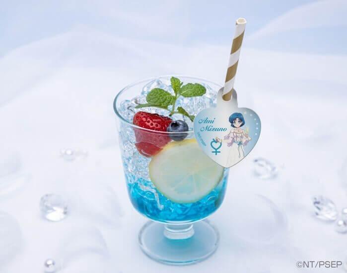 セーラームーンカフェ-Eternal-『亜美のEternalソーダ』